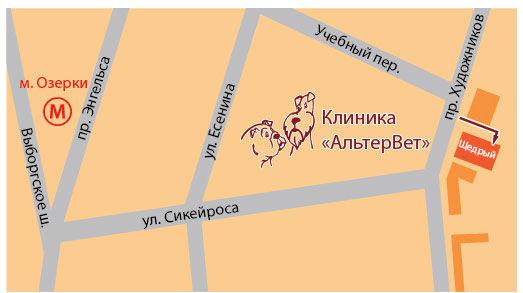 Ветеринарная клиника «АльтерВет»